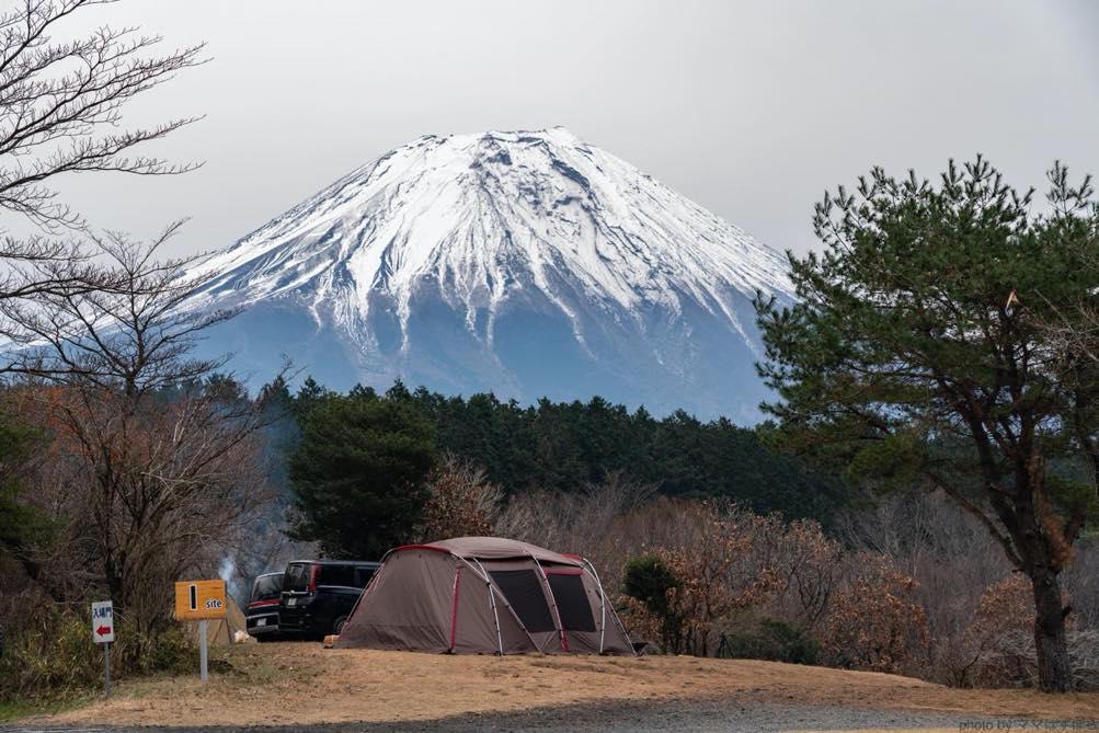 オート 場 ジャンボリー 朝霧 キャンプ